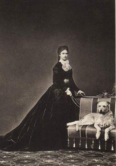 Élisabeth d'Autriche.....Empress Elisabeth of Austria...Sisi