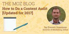 How to Do a Content Audit [Updated for 2017]  http://mz.cm/2mqNHB3 By @balibonespic.twitter.com/NCrEFfvqLC Florida SEO  Brevard SEO  SEO Biz Marketing