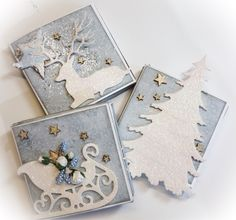 .......paper-fun-creating........: Small cards with gift...