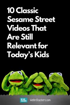 "Reacquaint yourself with ""The Ladybugs' Picnic"" and these other classic Sesame Street videos and share them with the next generation. #videos #teachingmath #math First Superhero, Engineering Design Process, Classroom Hacks, Good Citizen, Letters For Kids, Learn To Count, Finger Plays, Class Activities, Elementary Music"