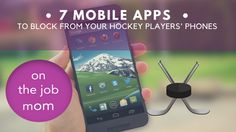 Hockey mom blogger, Emily Erson, goes all teacher on hockey players and share the apps they use to cheat on homework with hockey moms everywhere.