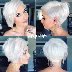 short hair styles for mother of the bride 30 standout curly and wavy pixie cuts badass hair ideas 3914 | 863efaf711e7dff8a7b414d64e70a85a