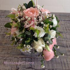 Muestra para una hermosa y romántica boda en la botica de las flores