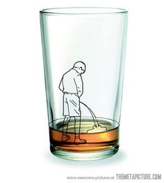Awesome beer glass!