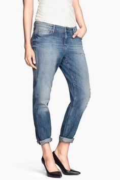 Jeans Boyfriend fit | H&M