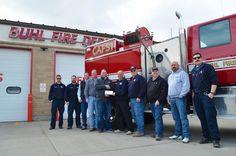 Valley Wide Cooperative donated a total of $500 to the Buhl Fire Fighter Association. The money will go to help fund injured firefighters as well as their local burn out fund. The Buhl Fire Fighters play a vital role in their community and several of them are volunteers. Taking time out of their lives to ensure the safety of the Buhl Community has helped bring the community closer together. Valley Wide Cooperative supports its local Fire Fighters and will continue to look for ways to build…
