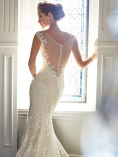 Sophia Tolli Wedding Dresses - Style Leigh Y21432 [Leigh] - $1,798.00 : Wedding Dresses, Bridesmaid Dresses, Prom Dresses and Bridal Dresses - Your Best Bridal Prices