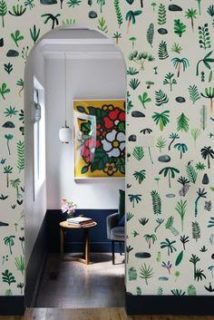Jackie Winter Gardens, an artful guest house outside Melbourne, Rhiannon Taylor photo  Remodelista