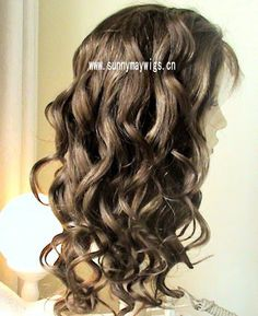 very large loose curl perms - Google Search