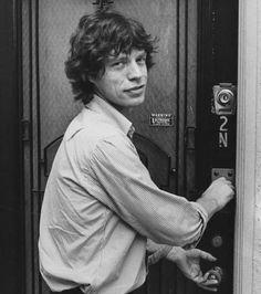 Mick Jagger, 1981
