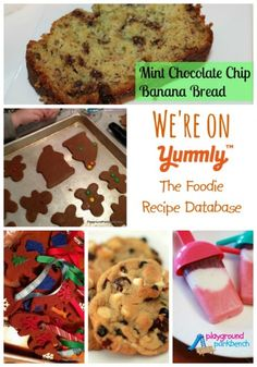 Check us and all our favorite Kids' Activity Bloggers our on Yummly - The Foodie Recipe Database