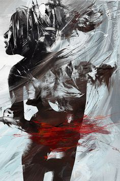 Stunning Paintings by Russ Mills