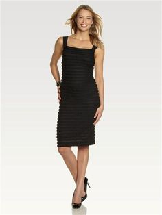 Tiered Ruffle Shutter Mesh Dress Yes Lynn owns this sweet dress! But it was twice this price Sweet Dress, Mesh Dress, Shutter, Formal Dresses, Style, Black, Fashion, Latest Fashion, Dresses For Formal