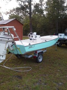 Custom Boston Whaler Flats Boat Build - Page 13 - The Hull Truth - Boating and Fishing Forum