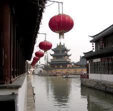 Zhujiajiao... the Venice of China
