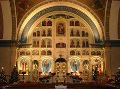 Saint Mary-Dormition of the Mother of God Byzantine Catholic Church, in Hazleton, PA