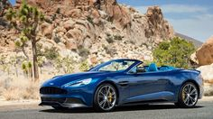 Amazing Aston Martin Vanquish - click on the Aston to win cash prizes