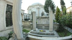 Stock Footage - Cemetery With Tombs and Graves 2 | VideoHive
