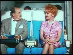 The Lucy Show - Lucy Flies to London