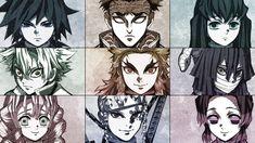 Otaku Anime, Manga Anime, Anime Art, Demon Slayer, Slayer Anime, Kaito, Haikyuu Yaoi, Deadman Wonderland, Cartoon Games