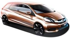 As per the latest buzz, Honda Brio MPV will be sold as 'Mobilio' in India. It will compete with the likes of Maruti Suzuki Ertiga and Chevrolet Enjoy MPV. It is expected to be available in both petrol and diesel with prices starting from INR 6 lakhs.