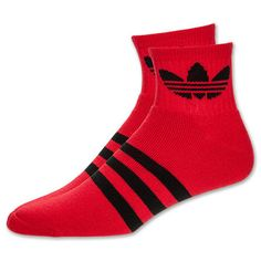adidas Originals Trefoil Quarter Socks in stock at SPoT Skate Shop