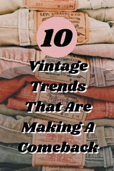 10 Vintage Trends That Are Making A Comeback Street Look, Street Style Looks, Diy Fashion, Fashion Hacks, Fashion Tips, Black Ripped Jeans, Look Thinner, Vintage Trends, Cute Fall Outfits