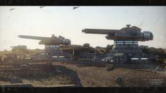 Heavy Railgun Defense (HRD) image - Command & Conquer: Untitled Mod for C&C Generals: Zero Hour