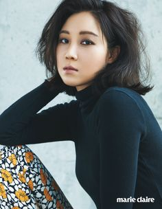 2015.09, Marie Claire, Gong Hyo Jin