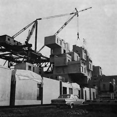 Moshe Safdie – Habitat 67. Montreal(1965)