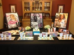 Thanks Dana Morgan for sharing your display! Very professional and has the WOW Factor! <3   http://dtakenaka.myr&f.com