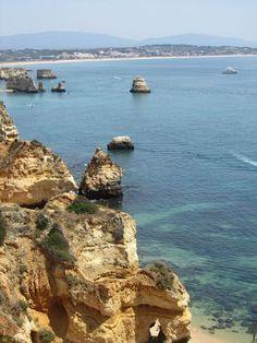 Punta de Piedad #lagos#Portugal #Algarve