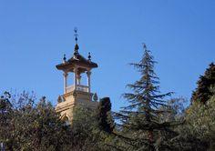an antic tour from Parc de Monjuic