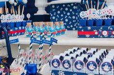 Tema Marinheiro | Festa infantil | Decoração by Mariah festas