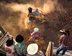 Bucking Horse Sale - Miles City, Montana. I love that this annual sale is such an integral part of Montana's Wild West Culture.. Horses & Good looking cowboys.. What more could a girl ask for?