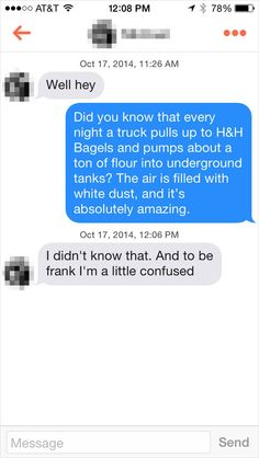 """This guy was confused.   This Is What Happens When You Send Tinder Guys The Emails From """"You've Got Mail"""""""