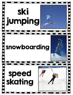 Hi Everyone! The Winter Olympics are coming up this year and will take place in Pyeonchang, South Korea. Teach yo...