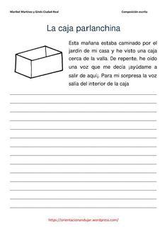 la caja parlanchina