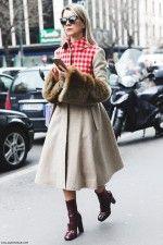 Milan_Fashion_Week-Fall_Winter_2015-Street_Style-MFW-Natalie_Joos-Fur_Gloves-Gucci_Boots-1