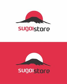 Sugoi Store, online store focused on high quality products from Japan, logo design by Alex Tass
