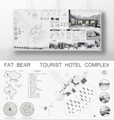 FAT BEAR Tourist Hotel Complex in Karpaty on Behance