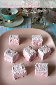 raspberry marshmallow recipe