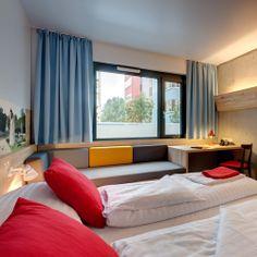 MEININGER Hotel Vienna Downtown Franz room