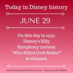 Disney Pins, Walt Disney, Disney Classics Collection, Disney Fun Facts, Disney Figurines, Disney Traditions, Disney Collectibles, How To Memorize Things, June