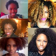 Have you recently big chopped? Are you currently transitioning? Are you in the awkward in-between natural stage? Whatever your situation, check out these inspirational photos of natural hair jou… Pelo Natural, Natural Hair Tips, Natural Hair Growth, Natural Hair Journey, Natural Hair Styles, Afro, Hair Growth Progress, Black Hair Care, Natural Hair Inspiration