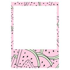 WATERMELON PHOTO FRAme - Google Search