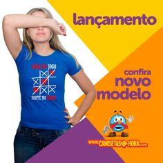 Camiseta - Sorte no amor  : Camiseta - Sorte no amor #Lançamento http://www.camisetasdahora.com/p-2…/Camiseta---Sorte-no-amor | camisetasdahora