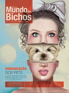 NAS CAPAS: DOGS & COVERS