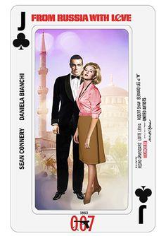 James Bond Playing C