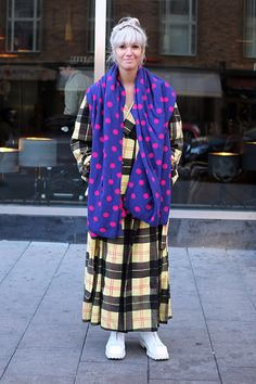 Stockholm Sweden Fashion Street Style